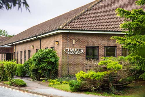 The Chaucer Hospital Canterbury