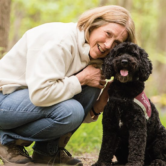 Maggie Lee - Hearing Dogs